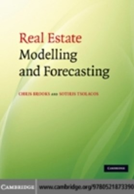 (ebook) Real Estate Modelling and Forecasting