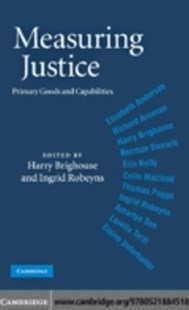 (ebook) Measuring Justice - Business & Finance Ecommerce