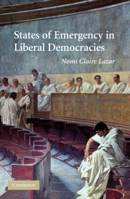 (ebook) States of Emergency in Liberal Democracies