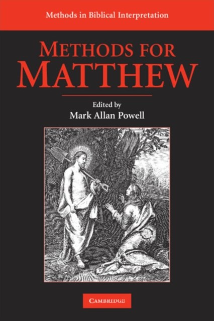 (ebook) Methods for Matthew