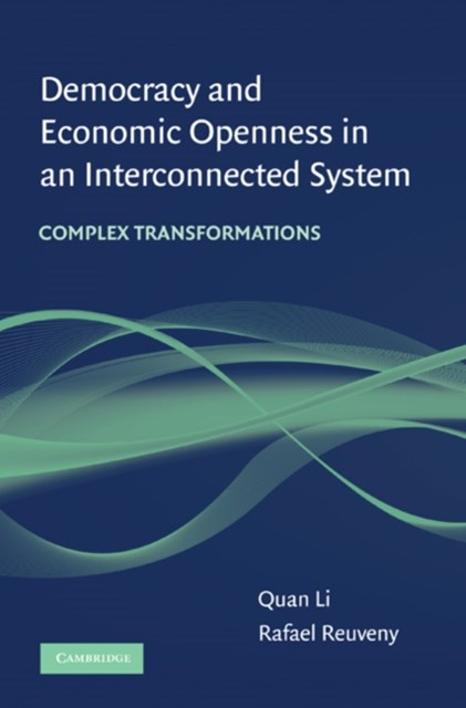 (ebook) Democracy and Economic Openness in an Interconnected System