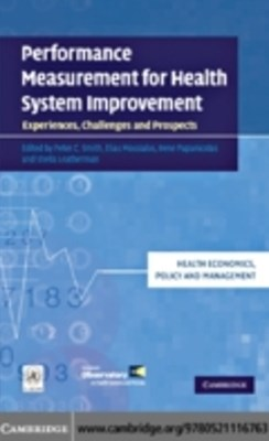(ebook) Performance Measurement for Health System Improvement