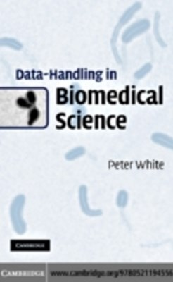 (ebook) Data-Handling in Biomedical Science