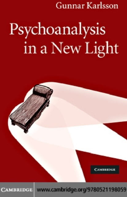 Psychoanalysis in a New Light