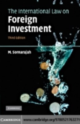 (ebook) International Law on Foreign Investment