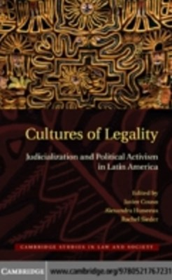 Cultures of Legality