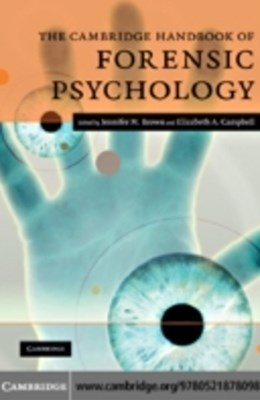 Cambridge Handbook of Forensic Psychology