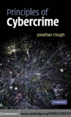 (ebook) Principles of Cybercrime