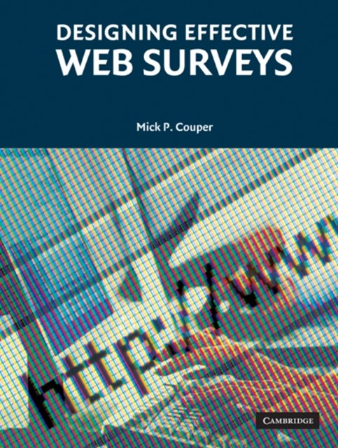 (ebook) Designing Effective Web Surveys