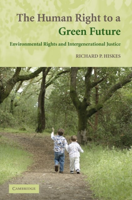 (ebook) Human Right to a Green Future