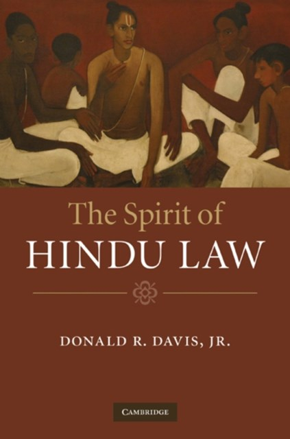 (ebook) Spirit of Hindu Law