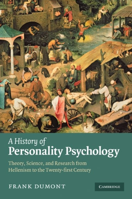 (ebook) History of Personality Psychology