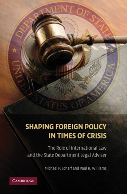 (ebook) Shaping Foreign Policy in Times of Crisis
