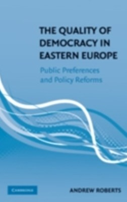 (ebook) Quality of Democracy in Eastern Europe