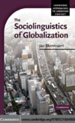 Sociolinguistics of Globalization