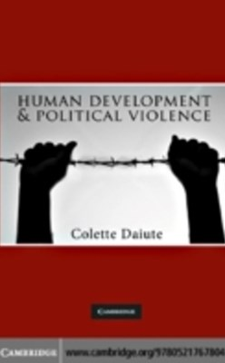 (ebook) Human Development and Political Violence