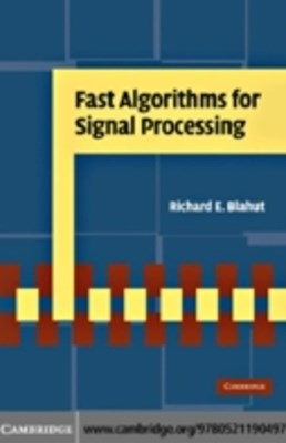 Fast Algorithms for Signal Processing