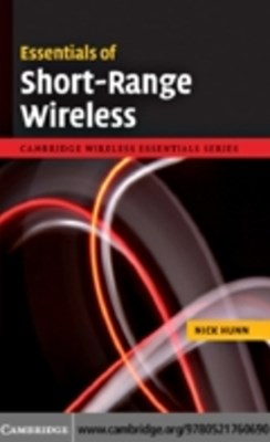 Essentials of Short-Range Wireless