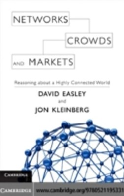 (ebook) Networks, Crowds, and Markets