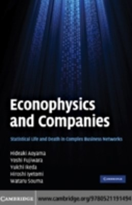 (ebook) Econophysics and Companies
