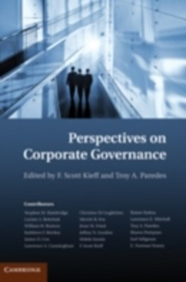 (ebook) Perspectives on Corporate Governance