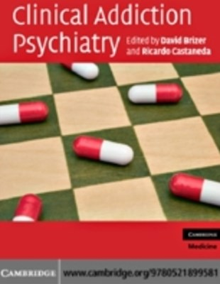 (ebook) Clinical Addiction Psychiatry