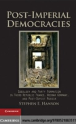 (ebook) Post-Imperial Democracies