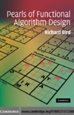 (ebook) Pearls of Functional Algorithm Design