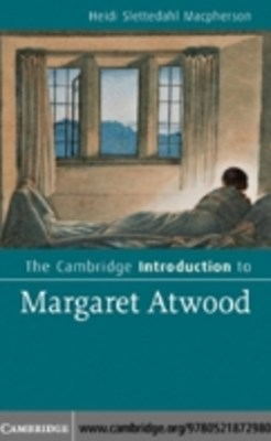 (ebook) Cambridge Introduction to Margaret Atwood