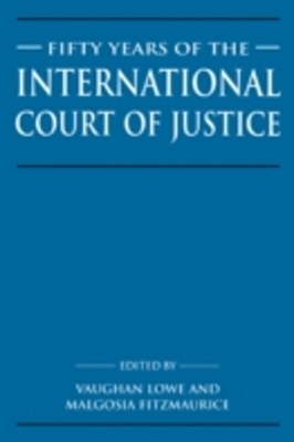 (ebook) Fifty Years of the International Court of Justice