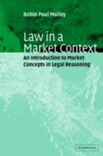 (ebook) Law in a Market Context - Business & Finance Ecommerce