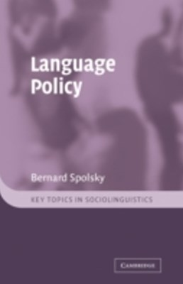 (ebook) Language Policy
