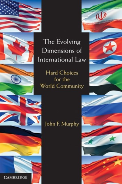 Evolving Dimensions of International Law