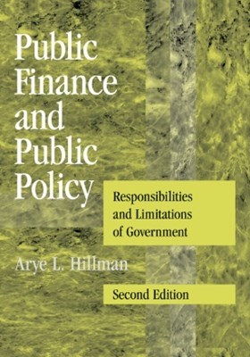 (ebook) Public Finance and Public Policy