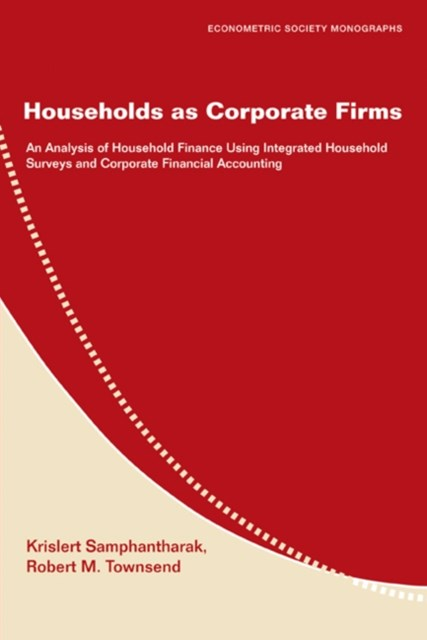 (ebook) Households as Corporate Firms