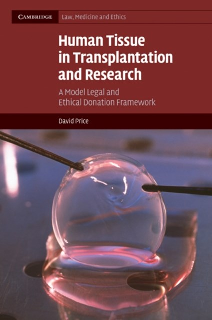 (ebook) Human Tissue in Transplantation and Research