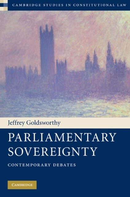 (ebook) Parliamentary Sovereignty