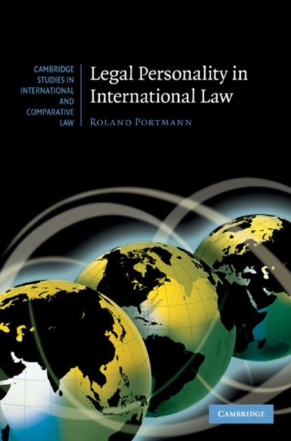 (ebook) Legal Personality in International Law