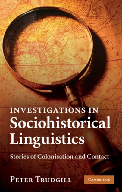 (ebook) Investigations in Sociohistorical Linguistics