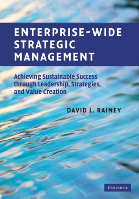 Enterprise-Wide Strategic Management