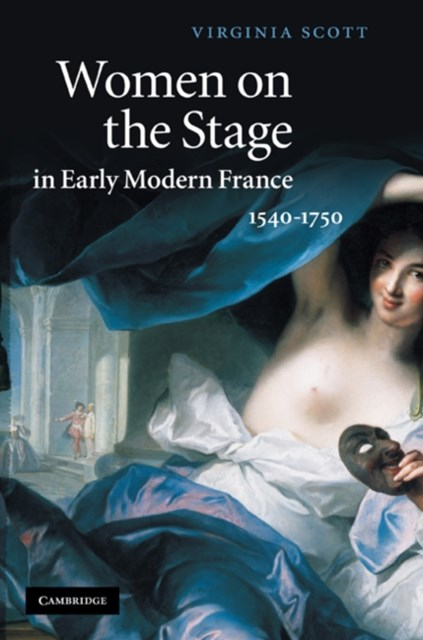 (ebook) Women on the Stage in Early Modern France
