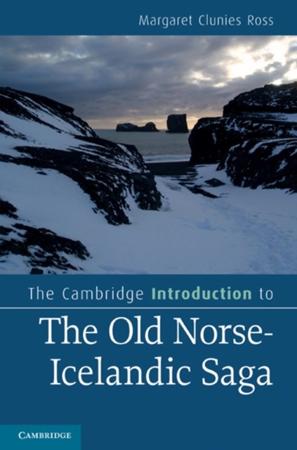 (ebook) Cambridge Introduction to the Old Norse-Icelandic Saga