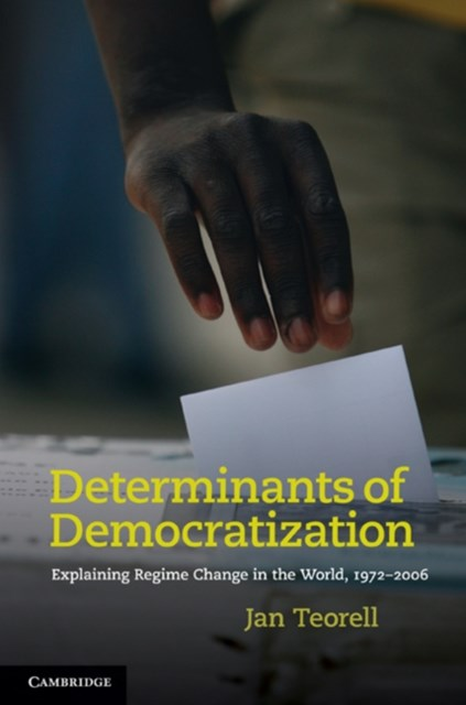 (ebook) Determinants of Democratization