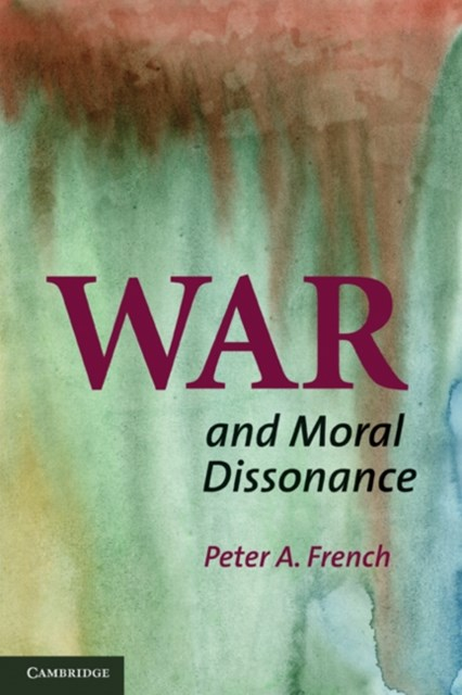 (ebook) War and Moral Dissonance