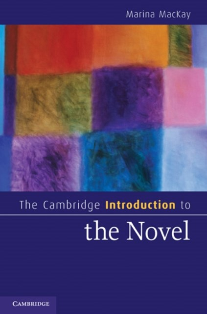 (ebook) Cambridge Introduction to the Novel