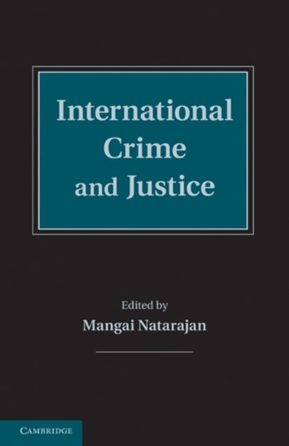 International Crime and Justice