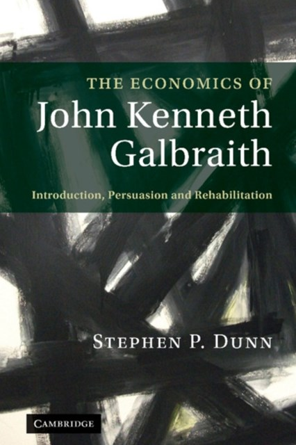 (ebook) Economics of John Kenneth Galbraith
