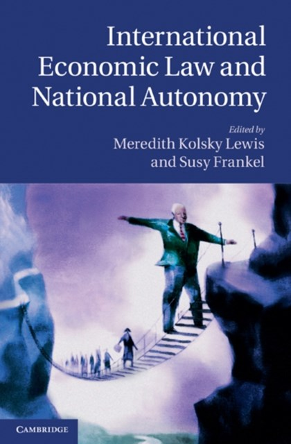 (ebook) International Economic Law and National Autonomy