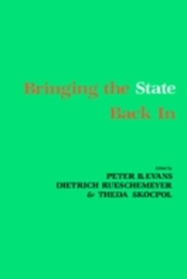 (ebook) Bringing the State Back In