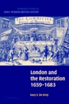 (ebook) London and the Restoration, 1659-1683